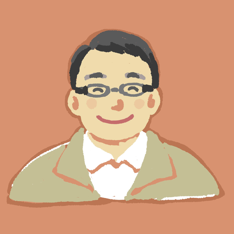 北海道品質管理センター長イラスト